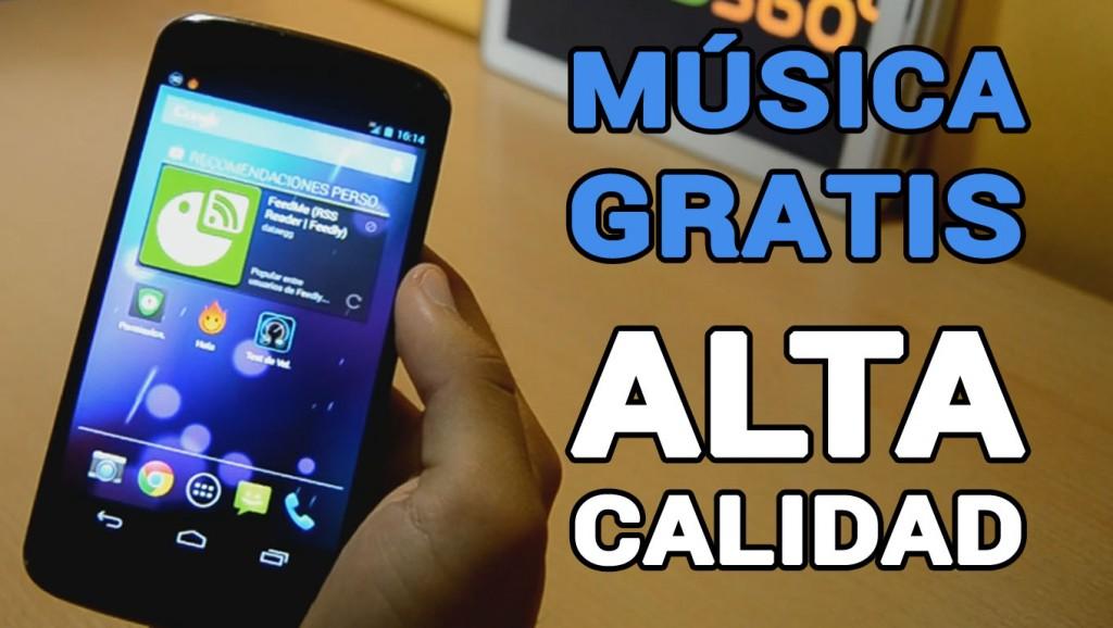 bd849e1d033ce La mejor aplicación para descargar música Android