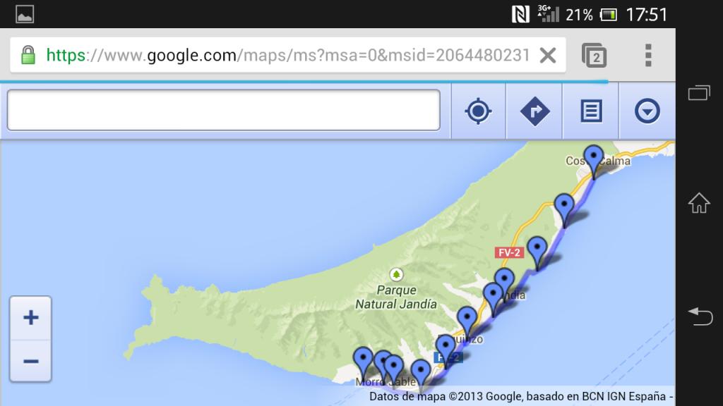 G. Maps