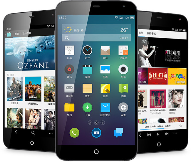 review Meizu MX3
