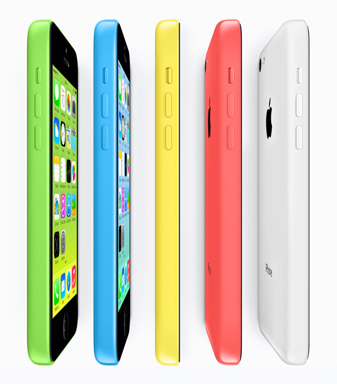 Todo sobre iPhone 5C