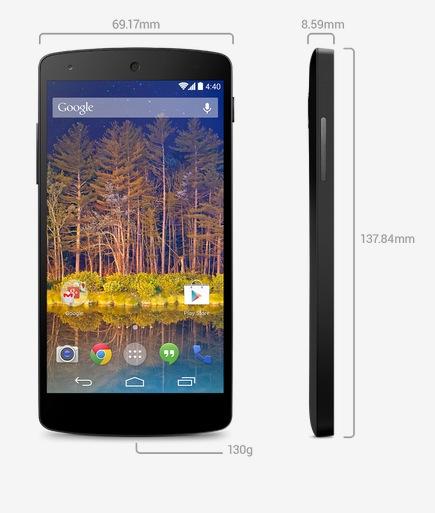 Compra Google Nexus 5