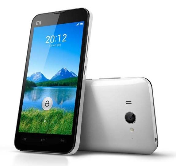 rival chino del Samsung Galaxy S4