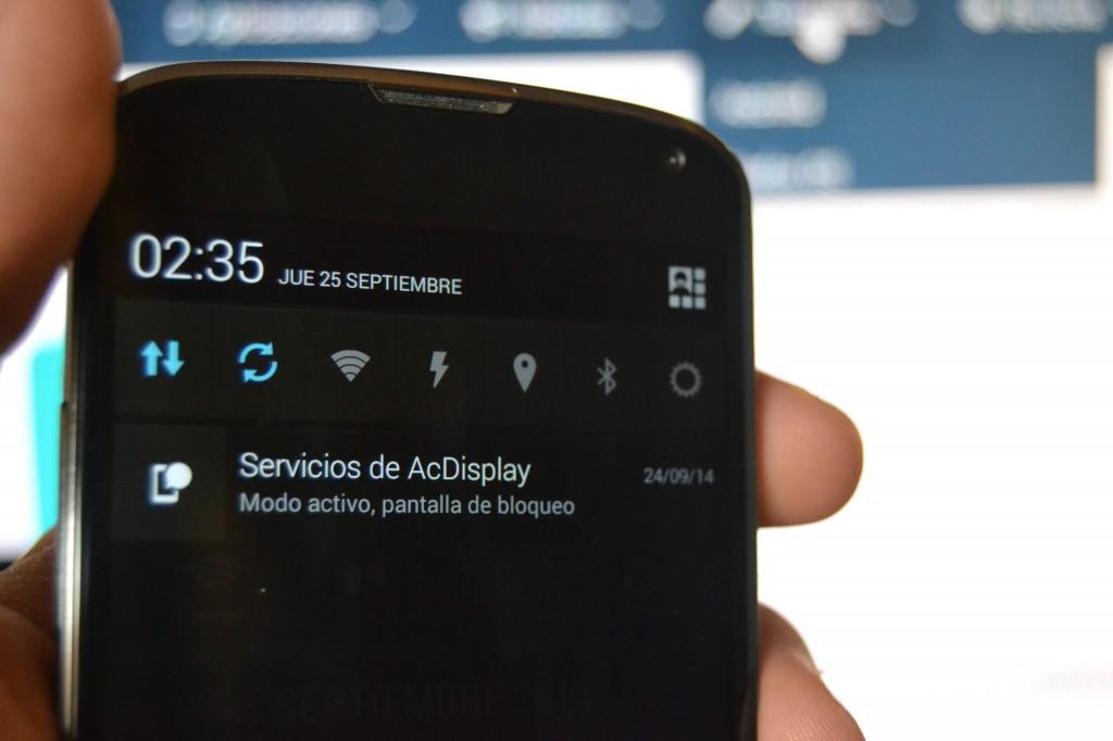 personalizacion minimalista android