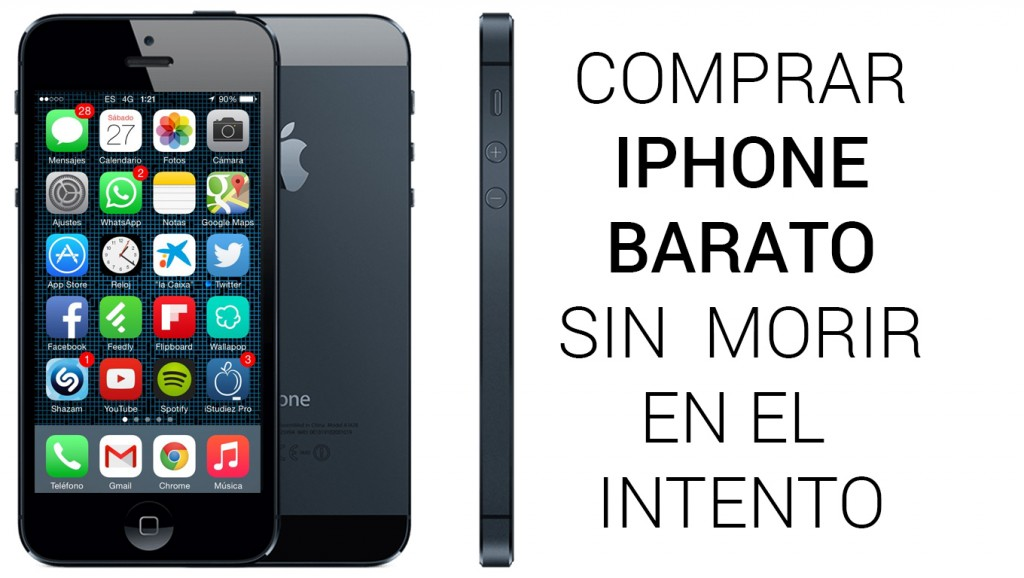 comprar iphone barato